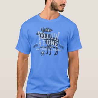 Yellowstone National Park Moose T-Shirt