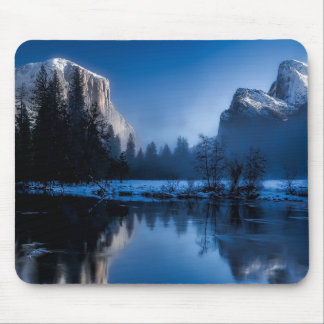 yellowstone-national-park mouse pad