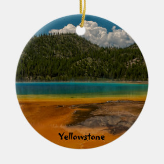 Yellowstone National Park Ornament