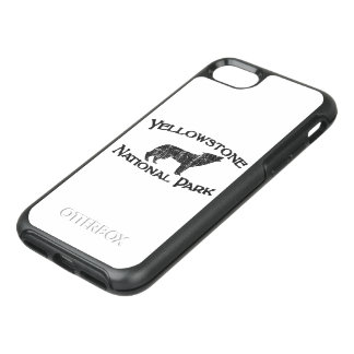 Yellowstone National Park OtterBox Symmetry iPhone 8/7 Case