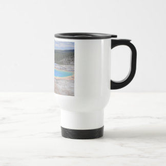 Yellowstone National Park travel mug