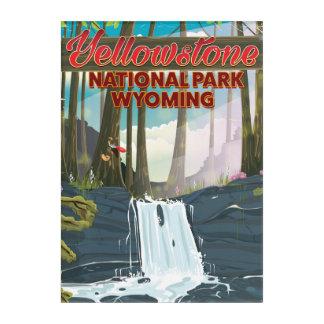 Yellowstone National Park, Wyoming USA Acrylic Print