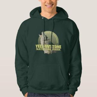 Yellowstone NP (Gray Wolf) WT Hoodie