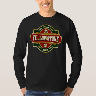 Yellowstone Old Label T-Shirt