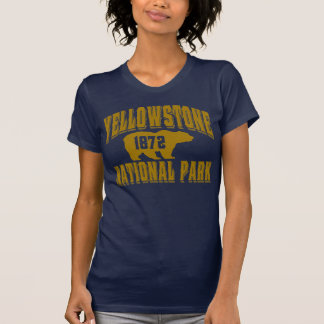 Yellowstone Old Style Gold T-Shirt