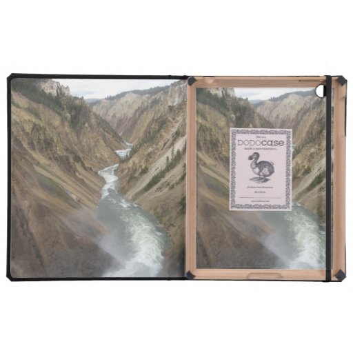 Yellowstone River Cover For iPad