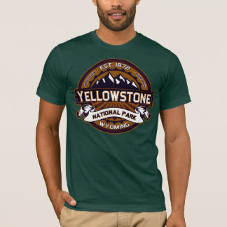 Yellowstone Vibrant  Logo T-Shirt