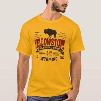 Yellowstone Vintage Maroon T-Shirt