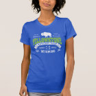 Yellowstone Vintage Spring Green T-Shirt
