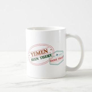 Yemen Been There Done That Coffee Mug