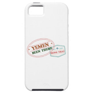 Yemen Been There Done That iPhone 5 Cover