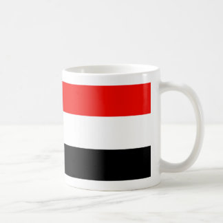 Yemen Flag Coffee Mug