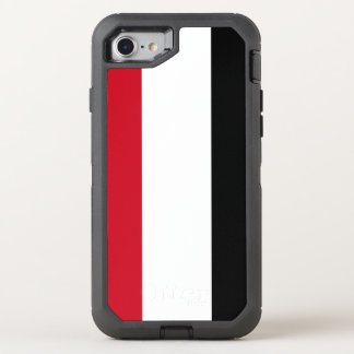 Yemen Flag OtterBox Defender iPhone 8/7 Case