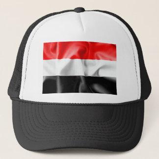 Yemen Flag Trucker Hat
