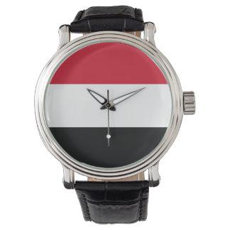Yemen Flag Watch