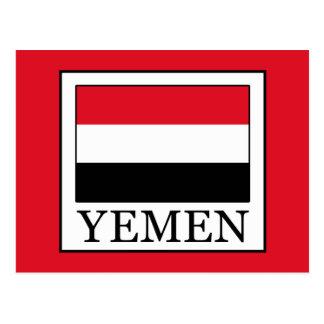 Yemen Postcard