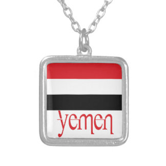 Yemen Silver Plated Necklace