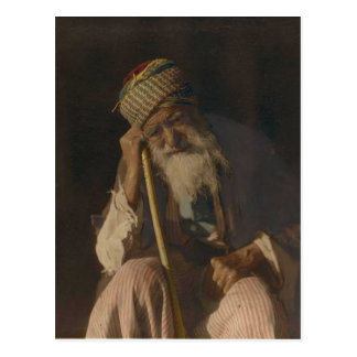 Yemenite Man Postcard