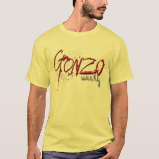Yer original Gonzo Weekly shirt