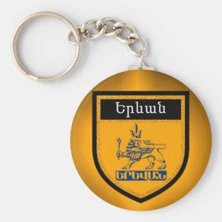 Yerevan Flag Key Ring