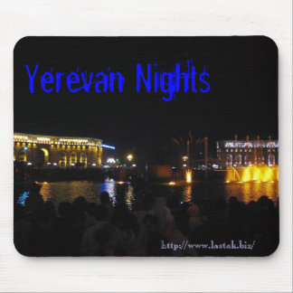 Yerevan Nights Mouse Pads