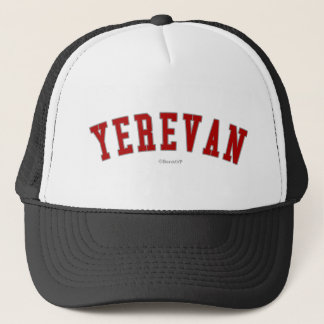 Yerevan Trucker Hat
