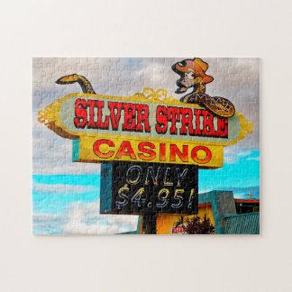 Yerington Nevada. Jigsaw Puzzle