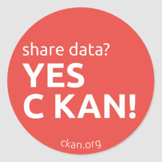 Yes C KAN Stickers (share data)