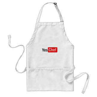 Yes Chef Standard Apron