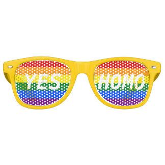 yes homo glasses