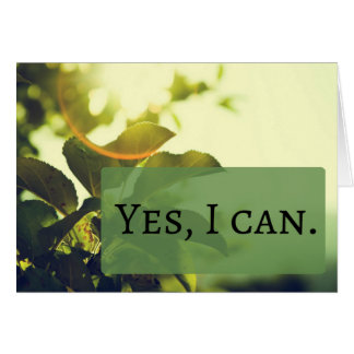 Yes, I can. Card