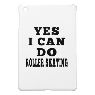 Yes I Can Do Roller Skating iPad Mini Cover