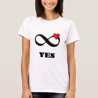 YES INFINITE LOVE T-SHIRT