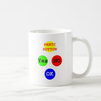 Yes No Buttons The MUSEUM Zazzle Gifts Mug
