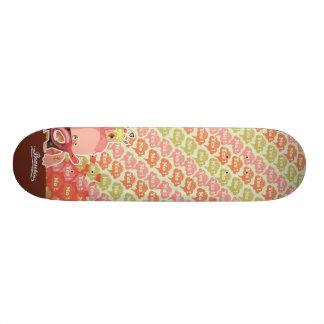 YES - NO - Frenchy Romance Skate Board Decks