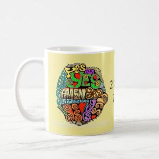 YES of GOD! Coffee Mug