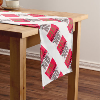 YES right Short Table Runner
