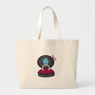 Yes Ring Canvas Bags