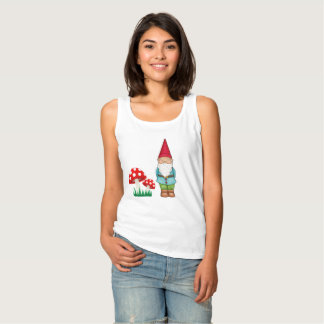 Yes, this is a stupid Gnome shirt... Singlet