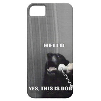 Yes this is dog iPhone 5 case