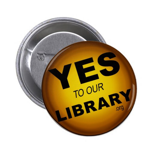 Yes to our Library button