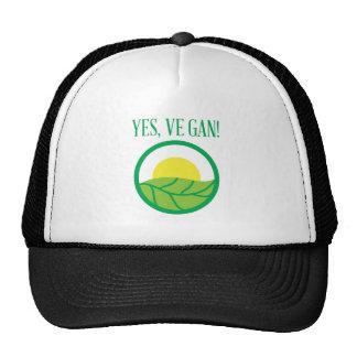 Yes VeGan Trucker Hat