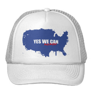 YES WE CAN AGAIN CAP