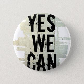 YES WE CAN concrt bckgrnd button