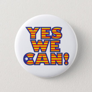yes-we-can-def 6 cm round badge