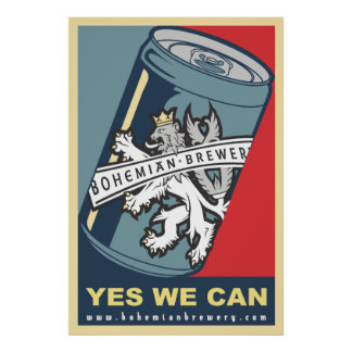 Yes We Can - Giant Poster