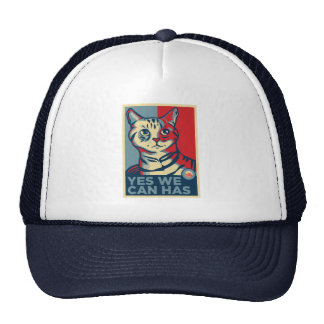 Yes We Can Has Cap