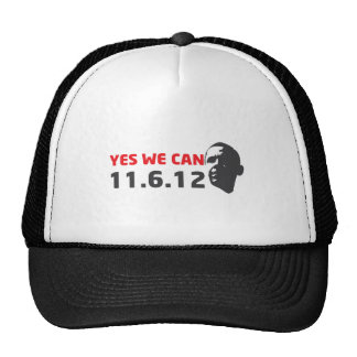 YES-WE-CAN TRUCKER HAT