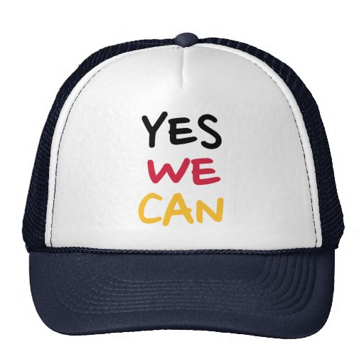 Yes we can mesh hat