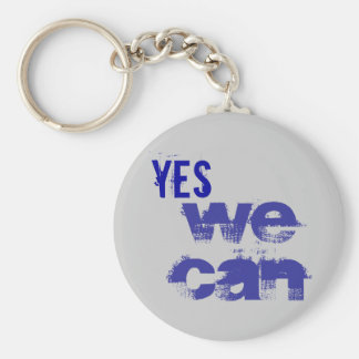 Yes, we can basic round button key ring